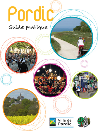 Couverture Guide pratique de la Ville