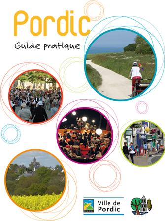 Couverture Guide pratique de la Ville