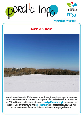 Pordic info