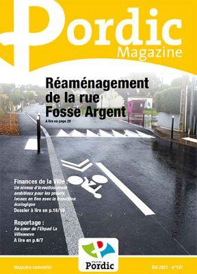 Pordic magazine